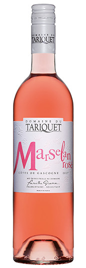 Tariquet Rose Marselan.png